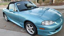 2001 Mazda MX-5 Miata Special Edition