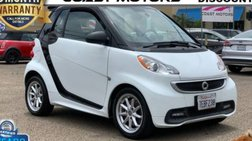 2014 Smart Fortwo passion cabriolet