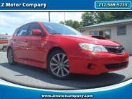 2010 Subaru Impreza WRX WRX