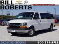 2017 Chevrolet Express LT 3500   30,058 Mi. Bolivar, MO ...