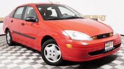 2000 Ford Focus LX