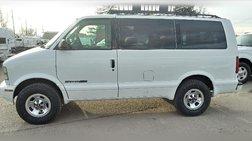 2001 GMC Safari Passenger Van AWD