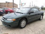 1998 Chrysler Sebring JX