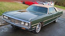 1969 Chrysler New Yorker Hardtop