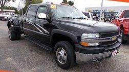 2001 Chevrolet Silverado 3500 LT