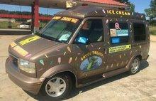 1996 GMC Safari Cargo Ice Cream