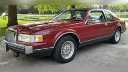 1991 Lincoln Mark VII LSC