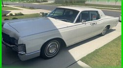 1969 Lincoln Continental All Original, Numbers Matching