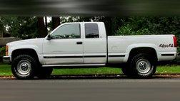 1998 Chevrolet C/K 2500 LS 4x4