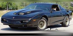 1991 Pontiac Firebird Trans Am GTA