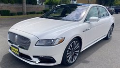 2019 Lincoln Continental Reserve