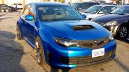 2008 Subaru Impreza WRX STi WRX STI