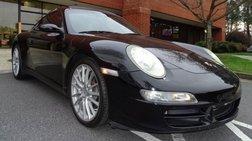 2008 Porsche 911 Targa 4