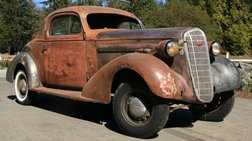 1936 Buick  Business Coupe Series 46