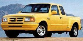1997 Ford Ranger XLT
