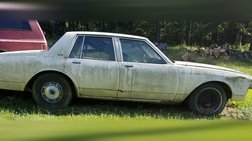 1986 Chevrolet Caprice Base