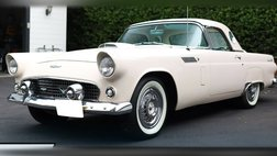 1956 Ford Thunderbird Roadster Continental Package