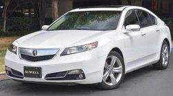 2014 Acura TL w/Advance