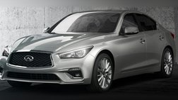 2021 Infiniti Q50 Luxe