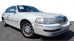 2007 Lincoln Town Car Signature Limited