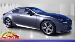 2016 Lexus RC 350 Base