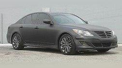 2014 Hyundai Genesis 5.0L R-Spec