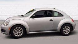 2016 Volkswagen Beetle 1.8T Wolfsburg Ed.