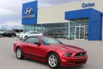2013 Ford Mustang V6 305 H.P. Convertible