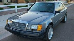 1987 Mercedes-Benz 300-Class 300 E