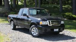 2009 Ford Ranger XLT SuperCab
