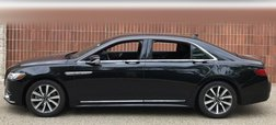 2019 Lincoln Continental Livery