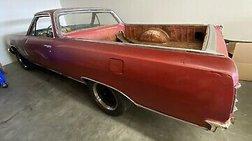 1964 Chevrolet El Camino street rod