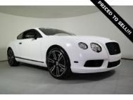 2013 Bentley Continental GT V8 Base