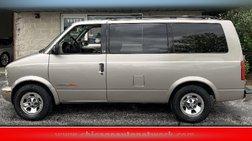 2001 Chevrolet Astro Base