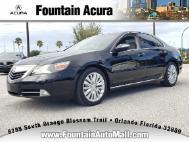 2012 Acura RL 3.7 Advance