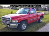 1997 Dodge Ram 1500 WS Reg. Cab 6.5-ft. Bed 2WD