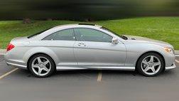 2011 Mercedes-Benz CL-Class CL 550 4MATIC