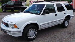 1995 GMC Jimmy SLT