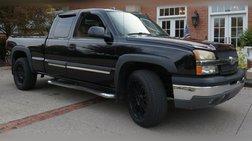 2004 Chevrolet Silverado 1500 K1500