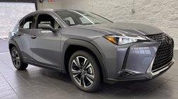2021 Lexus UX 250h Base