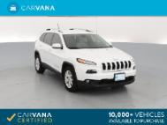 2016 Jeep Cherokee Altitude Sport Utility 4D