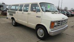 1989 Dodge Ram Wagon B350