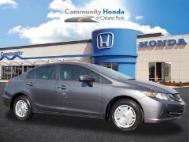 2015 Honda Civic HF
