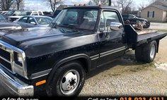 1991 Dodge RAM 250 Reg. Cab 8-ft. Bed 4WD