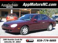 2000 Hyundai Sonata GLS