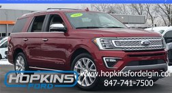 2019 Ford Expedition Platinum