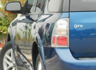 2005 Saab 9-7X Linear