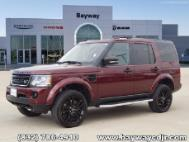 2015 Land Rover LR4 HSE LUX