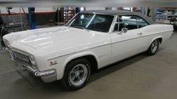 1966 Chevrolet Impala SS 427 4 SPEED 12 BOLT