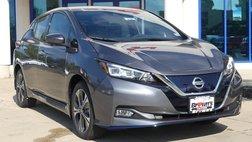 2022 Nissan LEAF SL PLUS
